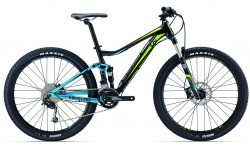 Liv Full Suspension MTBs