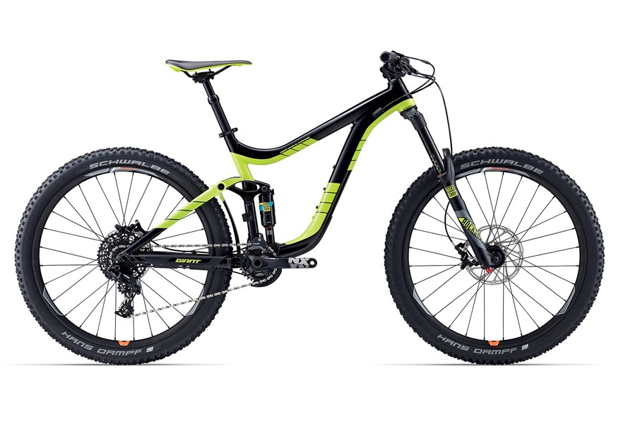 2017 Giant Reign 2