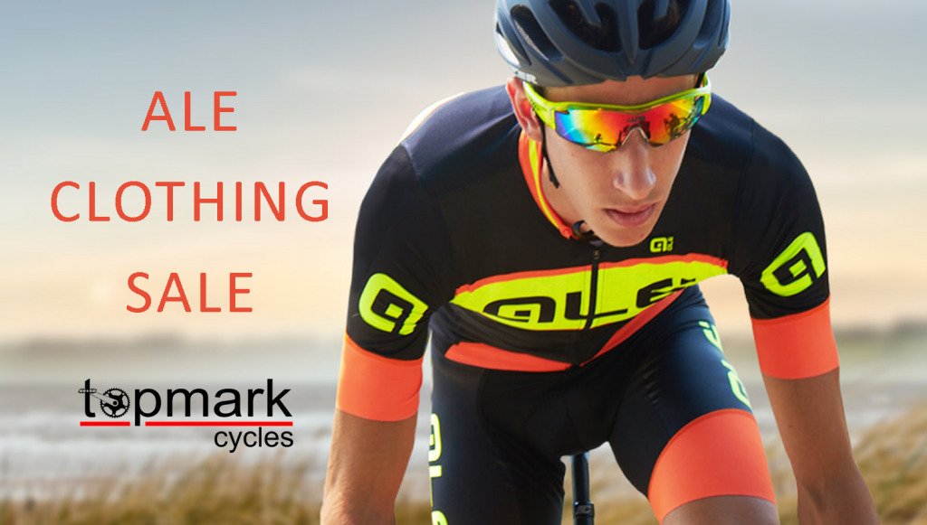 Ale Cycle Clothing Sale, Topmark, Barrow, Cumbria