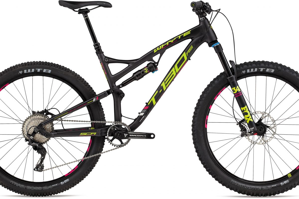 2017 Whyte T-130 RS