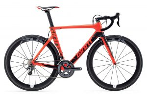 2017 Giant Propel Advanced Pro 1