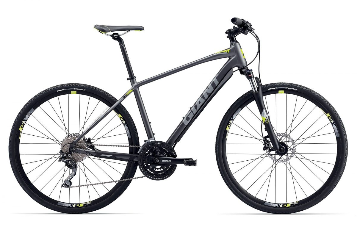 2017 Giant Roam 1 Disc