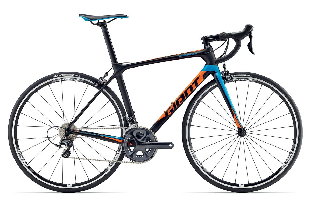 2017 Giant TCR Advanced 1