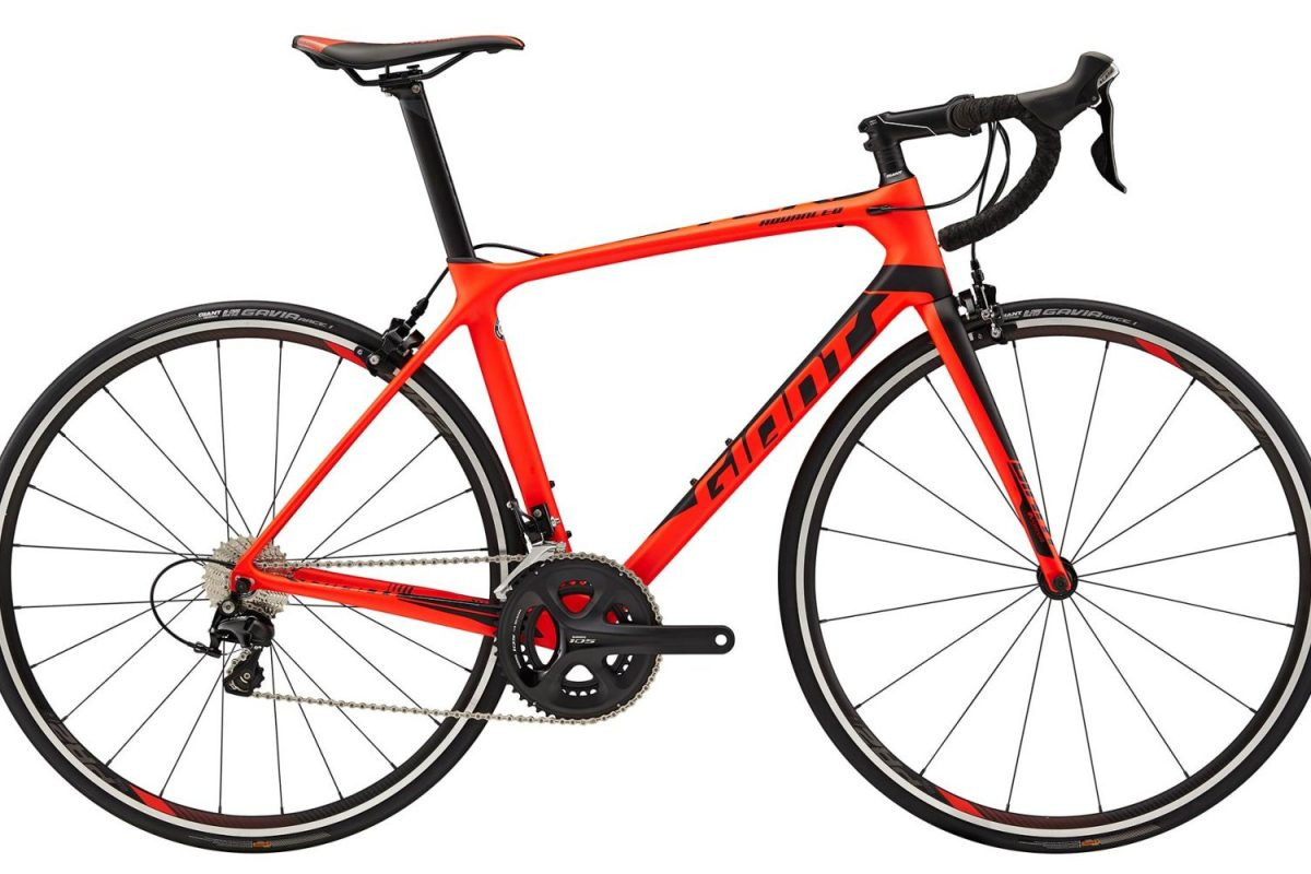 2018 Giant TCR Advanced 2
