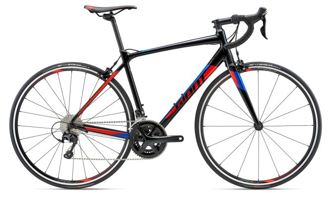 2018 Giant Contend SL1