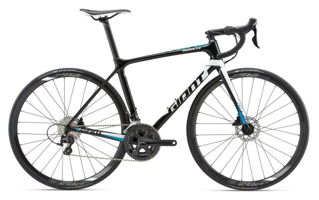 2018 Giant TCR Advanced 2 Disc