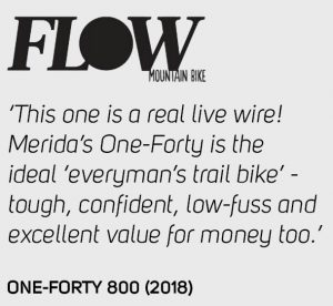 one forty 600 flow review