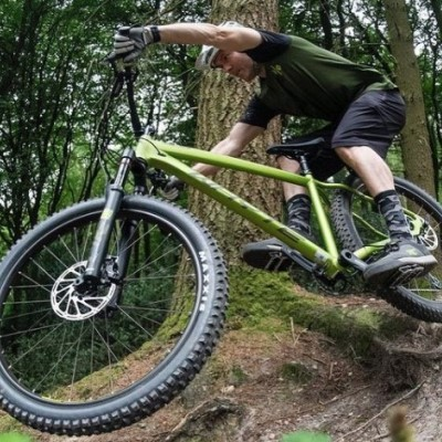 2021 Whyte MTB Action